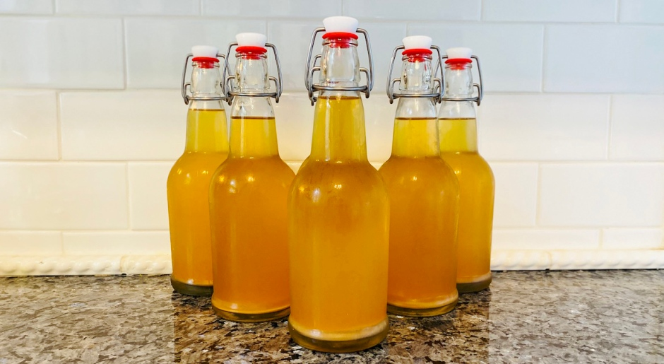 apple cyser recipe